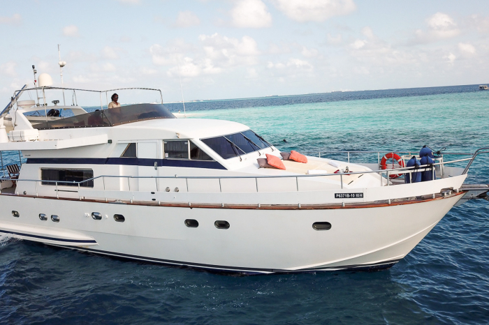 Fascination Liveaboard Maldives 9