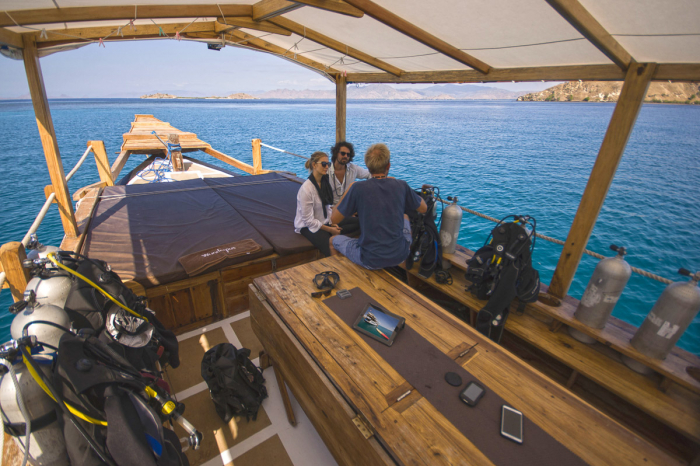 Mimic Liveaboard Komodo Indonesia 7