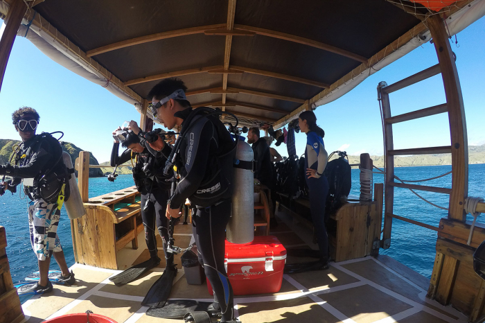 Mimic Liveaboard Komodo Indonesia 9