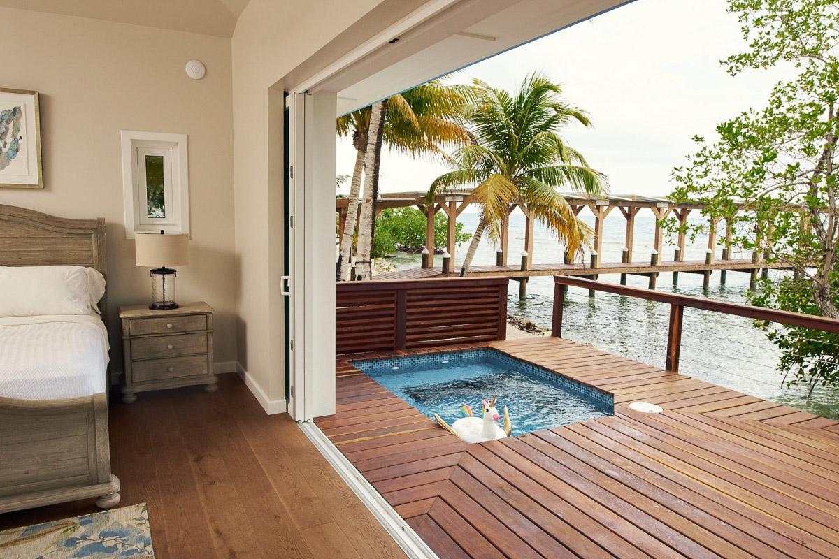 Ray Caye Resort Belize 18