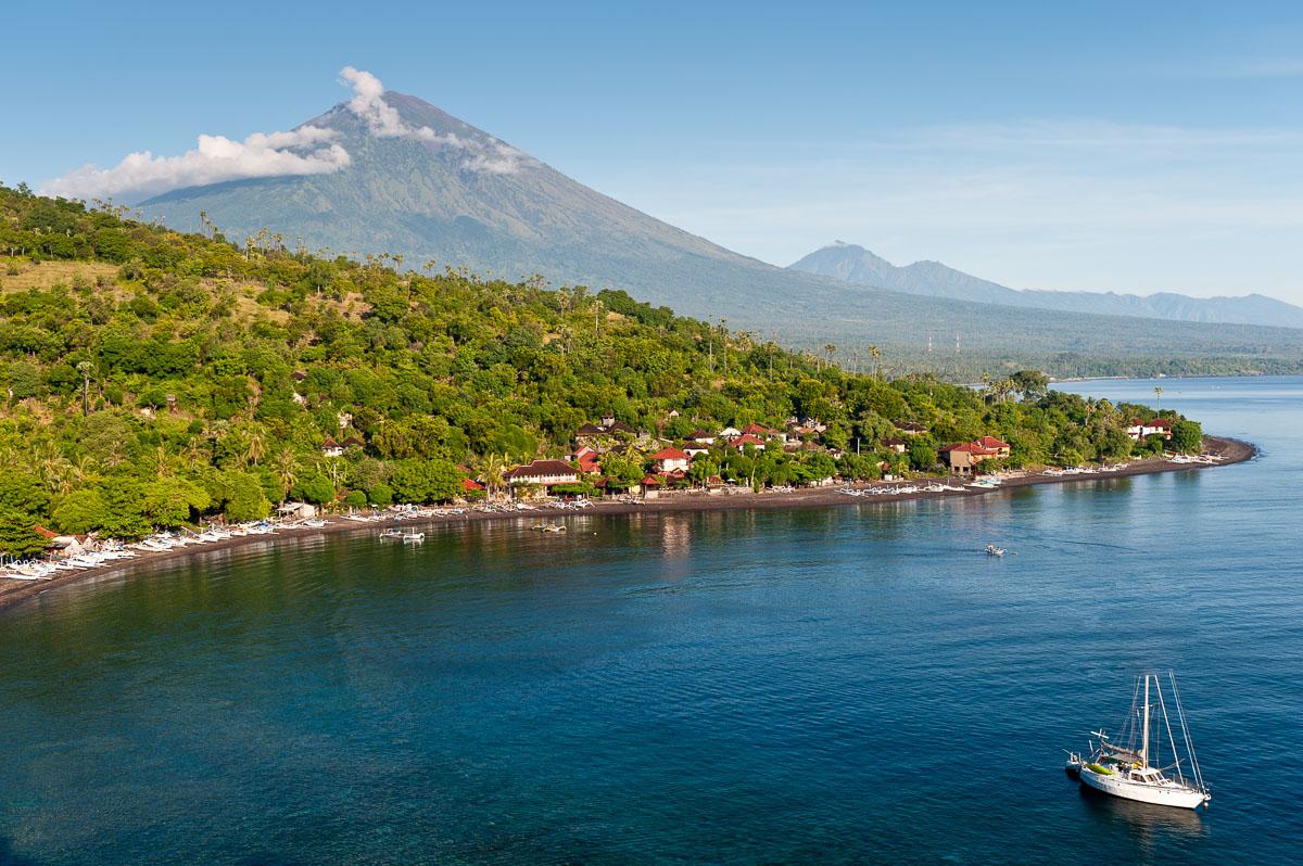 Amed Bali Indonesia