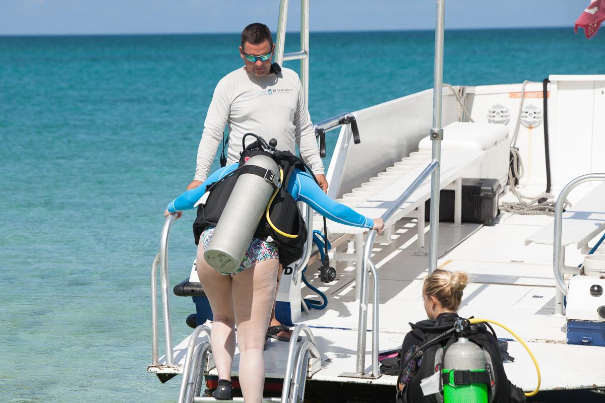 All Star Aqua Cat Liveaboard Bahamas 17