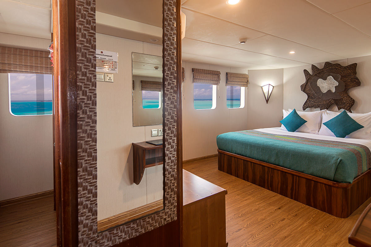Carpe Diem Liveaboards Maldives 6