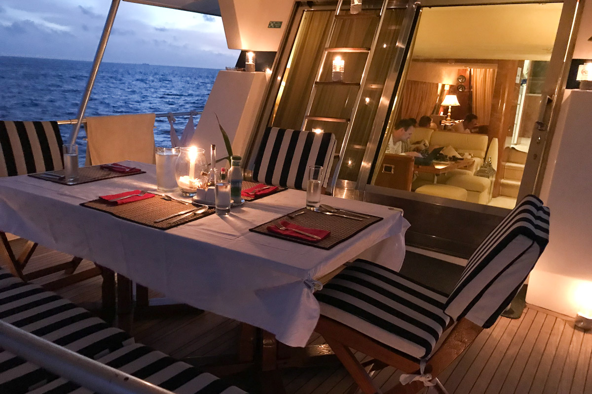Fascination Liveaboard Maldives 7