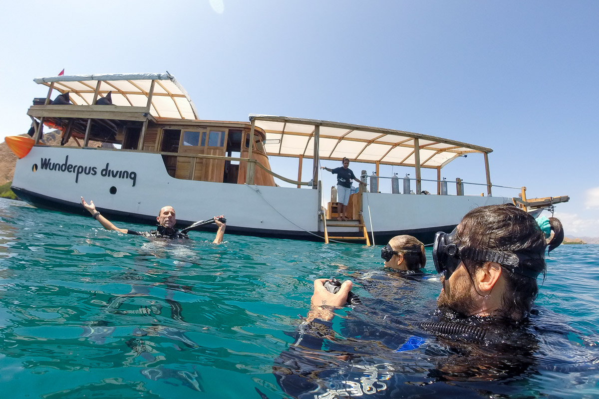 Mimic Liveaboard Komodo Indonesia 8