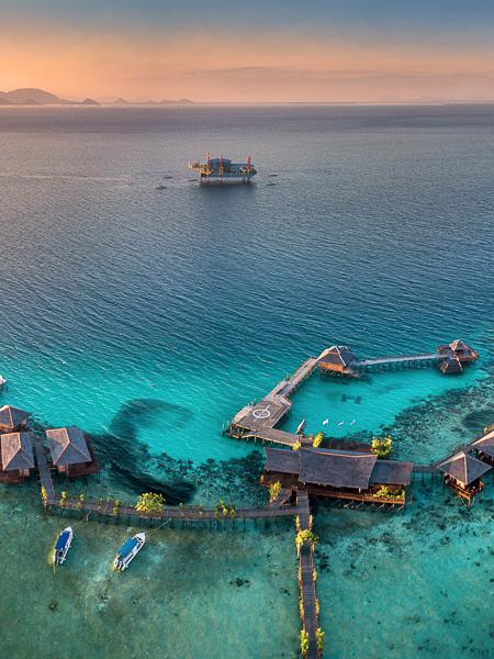 Mabul Resort Malaysia Min