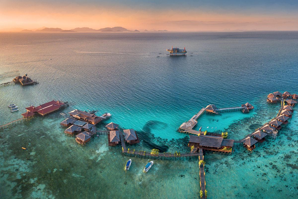 Mabul Kapalai Scuba Diving Sabah Malaysia