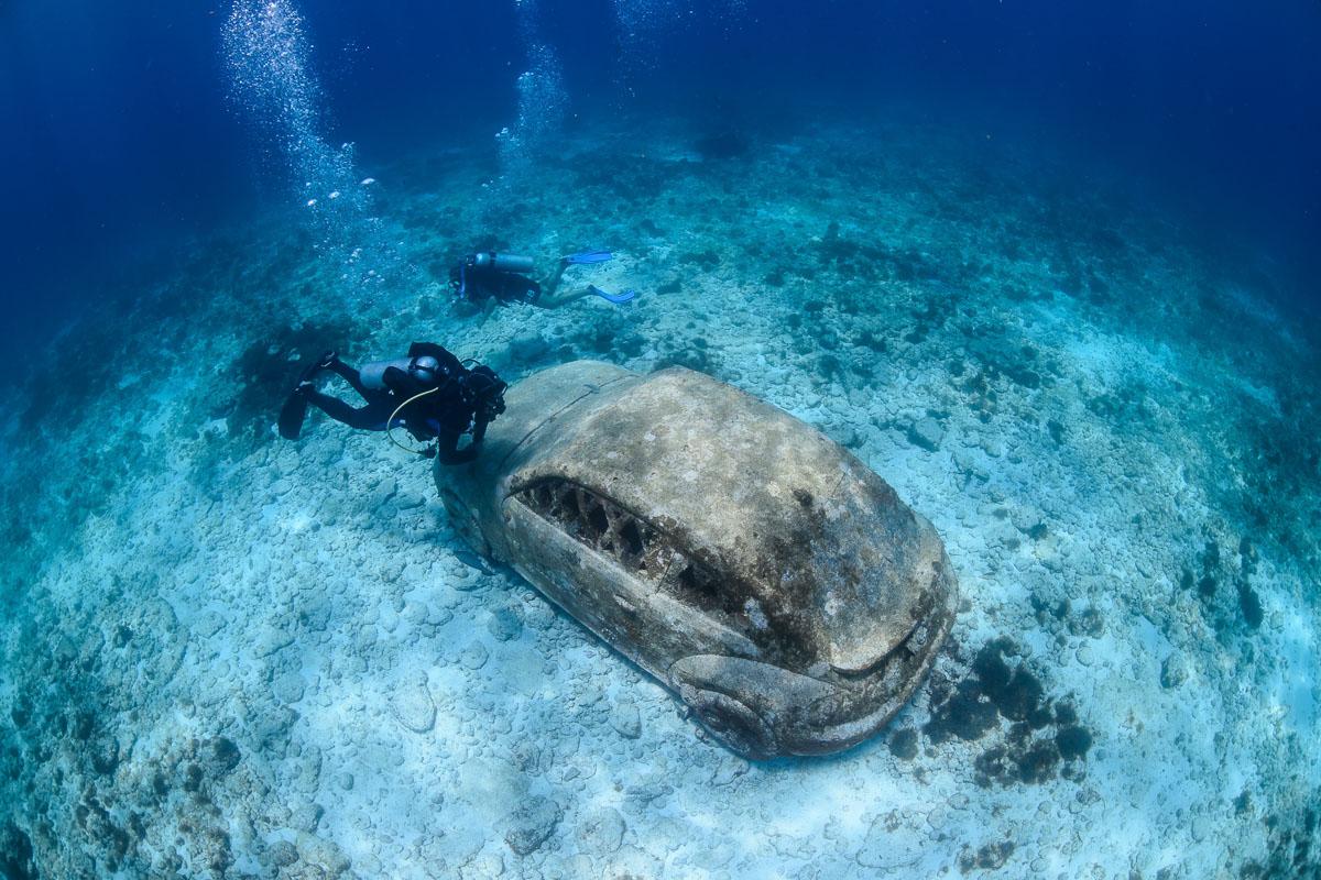 Cancun Isla Mujeres Scuba Diving Mexico 3