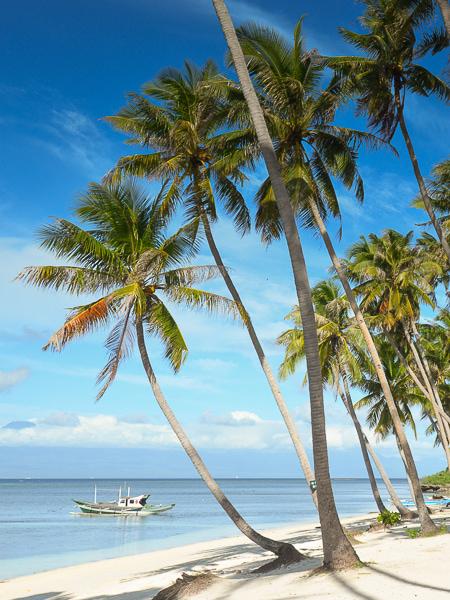 Philippines Bangka Beach Min