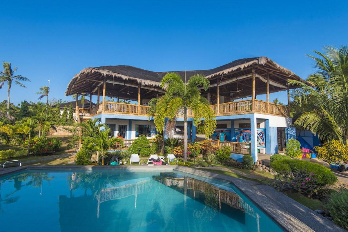 Liquid Dive Resort Dumaguete Philippines